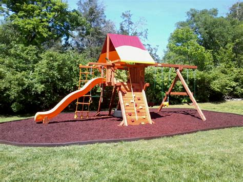 play safe swing set photo gallery happy backyards