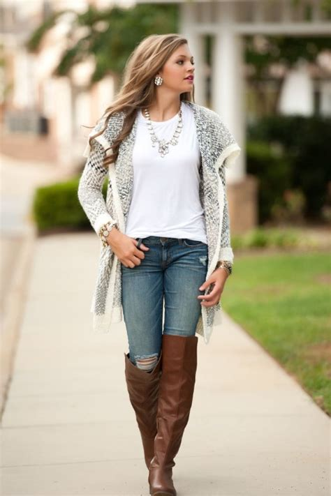 spring looks for over 40 pinterest over the knee boots for women over 40 grace beauty