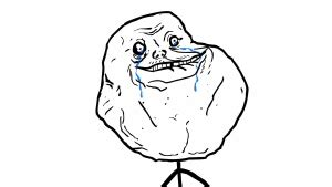 Forever Alone Know Your Meme - the original in gif forever alone know your meme