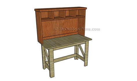 building a wood computer desk woodworking ideas