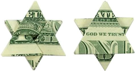 How To Make Money Paper - fold a money origami from a dollar bill step by