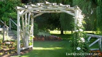 How To Stain A Dining Room Table by 20 Arbor Trellis Amp Obelisks Ideas Empress Of Dirt