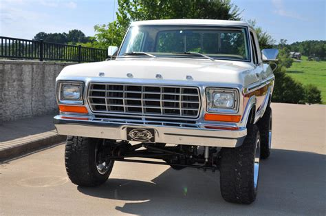 Custom Ford Bronco Ungu 1978 ford bronco xlt custom
