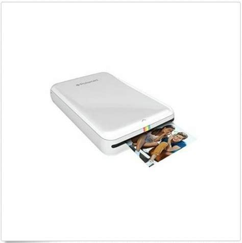 Iphone Picture Printer Mobile Phone Printer Wireless For Iphone Android Polaroid Ink Printing Compact 840102108965 Ebay