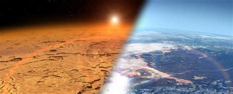 Flight From The Water Planet nasa wants to launch a magnetic field to make mars