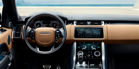 land rover sport interior land rover range rover sport 2018 interior and