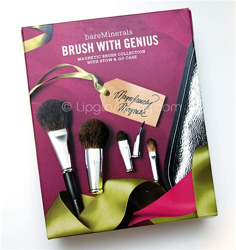 Emina Brush Set By Laila Cosmetics a makeup lipglossiping 187 archive bare