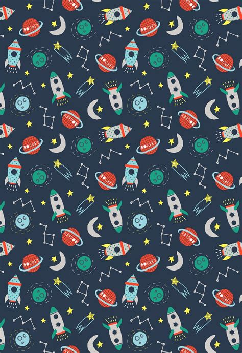 space and pattern in art children s spaces patterns for babies art print