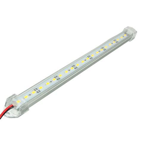 led fishing light strips 12v 30cm clear led 5630 smd interior strip light for car