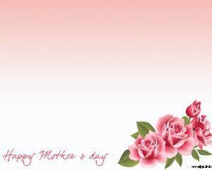 feliz dia de las madres card template s day powerpoint background