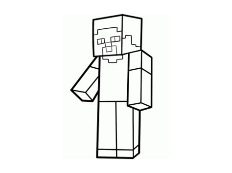 free coloring pages of minecraft bear