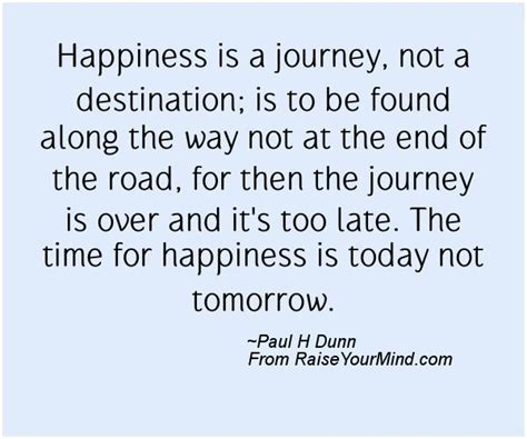positive psychology for your s journey the way to true and lasting happiness books happiness is a journey not a destination is to be found