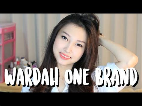 tutorial eyebrow wardah wardah beauty bb cream videolike