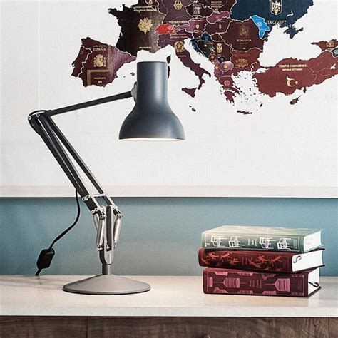 type 75 mini desk l type 75 mini desk l modern l anglepoise 174