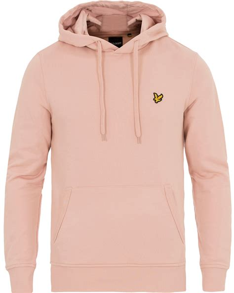 Jeny Hodie Dusty 1 lyle pullover hoodie dusty pink hos careofcarl no