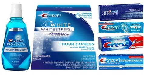 Coupons For Crest White Strips Printable