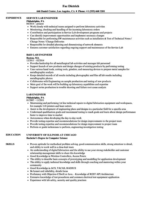 Corrosion Specialist Sle Resume by Corrosion Specialist Sle Resume Pack Trainer Cover Letter