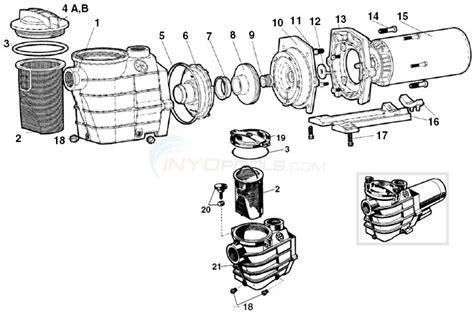 hayward ii wiring diagram hayward ii parts inyopools
