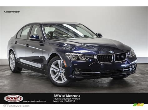 bmw blue colors 2016 imperial blue metallic bmw 3 series 328i sedan