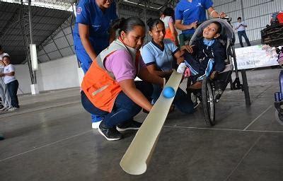 deduccion discapacidad 2015 ecuador 400 personas con discapacidad participaron en el concurso