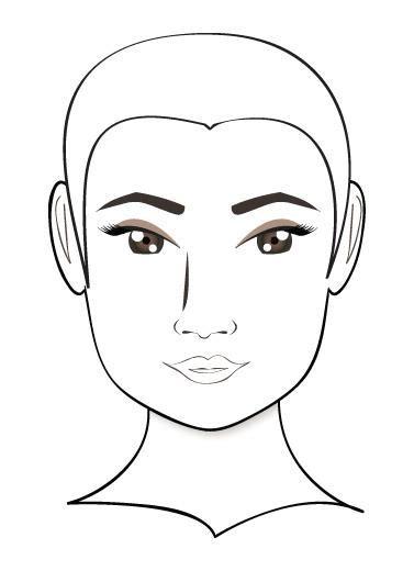 Membentuk Alis Untuk Wajah Kotak | bentuk alis untuk wajah kotak celoteh wanita