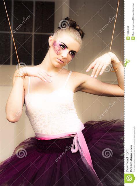 marionette doll stock photo image  blonde caucasian