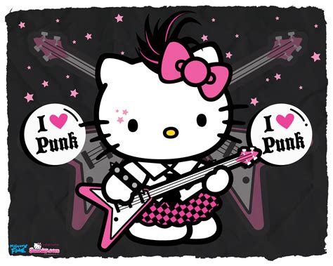 hello kitty music wallpaper hello kitty wallpaper hd pixelstalk net