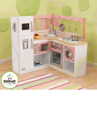 Grand Gourmet Corner Kitchen by Kidkraft Grand Gourmet Corner Kitchen Kidkraft Kitchen