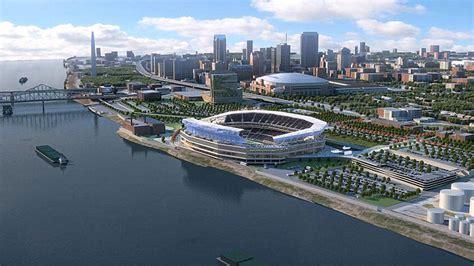 st louis rams relocation rumors panthers owner says st louis stadium plan could halt rams