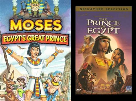 cartoon film of moses the ultimate guide to animated mockbusters