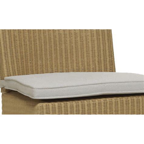 coussins pour chaises coussin seul pour chaise en loom jos 233 phine coloris 233 cru