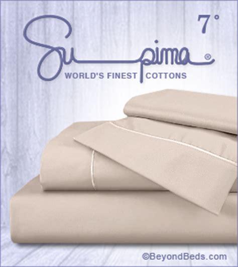 dreamfit degree  supima cotton sheet sets