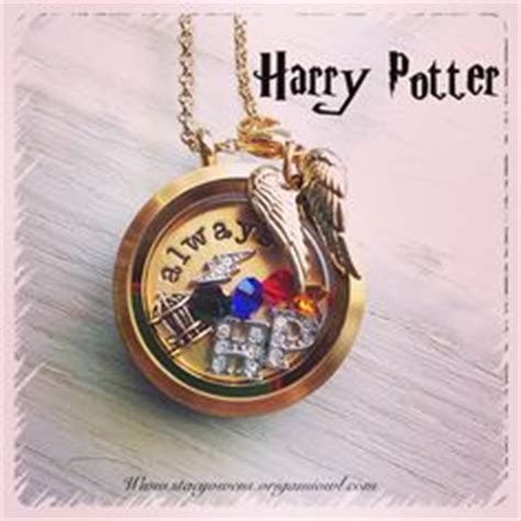 Harry Potter Origami Owl - origami lockets on 52 pins