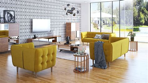 yellow living room set yellow living room set modern house