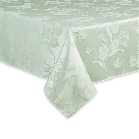 bed bath beyond tablecloths spring splendor tablecloth bed bath beyond
