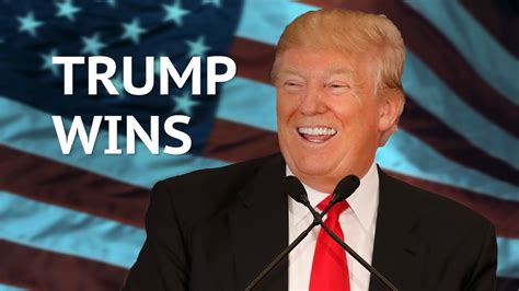 donald trump s unthinkable election a tease us election results trump youtube