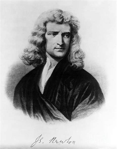 biography isaac newton in english isaac newton english polymath photograph by omikron
