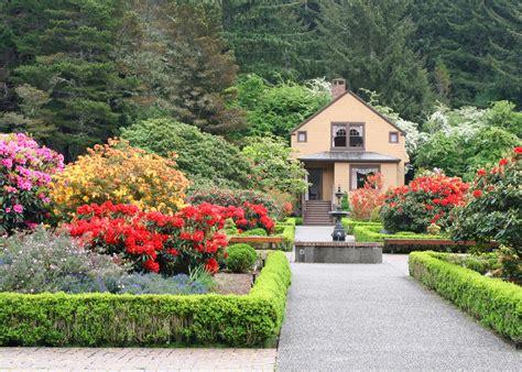 Botanical Gardens Oregon Shore Acres Botanical Garden Oregon Wandering Through Time And Place