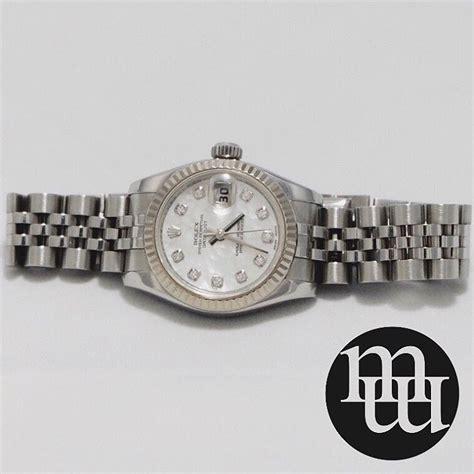 jual jam tangan rolex datejust moonphasewatches