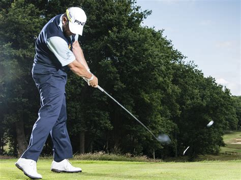 lee westwood driver swing lee westwood video tips the grip golf monthly