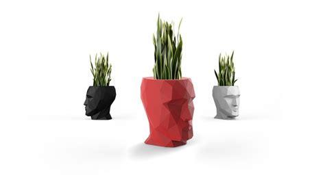Pot De Fleur Contemporain by Pot Contemporain En Poly 233 Thyl 232 Ne Design Vondom Adan