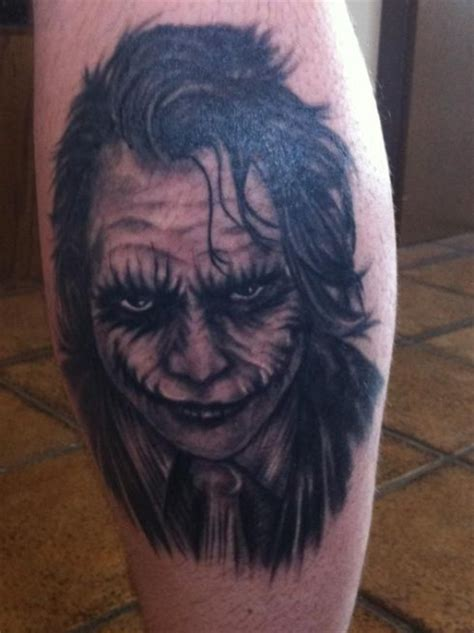 Tattoo Von Joker | specialkill batman quot joker quot tattoos von tattoo bewertung de