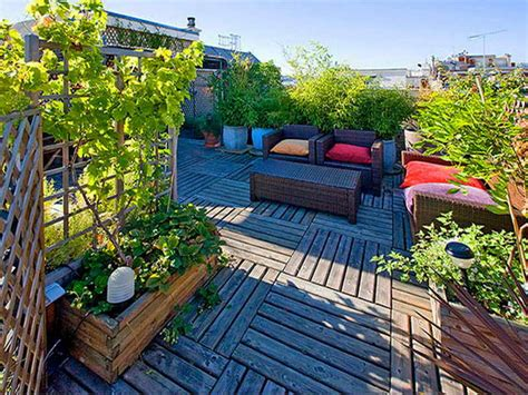 roof garden ideas gardening landscaping ideas for making rooftop garden