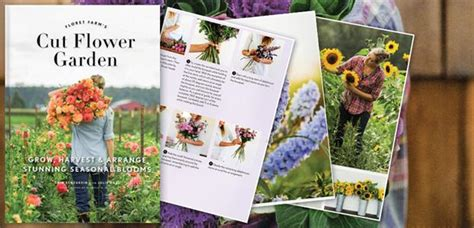 the digger and the flower books floret farm s cut flower garden the diggers club