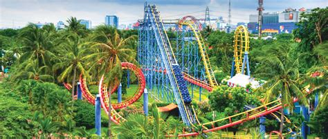 Theme Park Jakarta Indonesia | amusement and theme parks to visit in indonesia