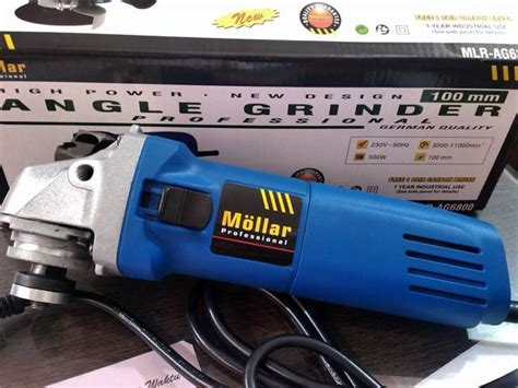 Mollar Ag6800 jual mesin gerinda tangan mollar ag6800 variable speed