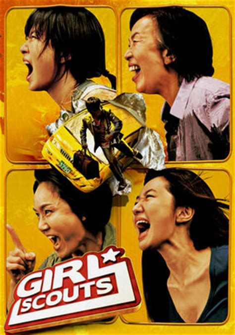 film action comedy asia is girl scouts aka geol seukauteu available to watch