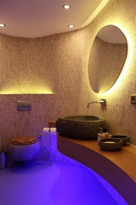 beleuchtungsideen led led light fixtures tips and ideas for modern bathroom