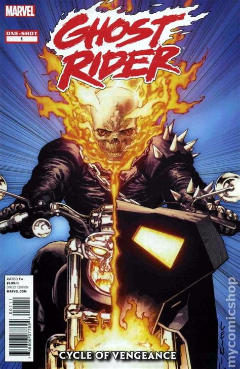ghost rides books ghost rider cycle of vengeance 2012 comic books