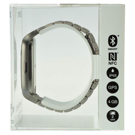 Sony Smartwatch 3 Metal sony swr50 smartwatch 3 ip68 waterproof bluetooth android wear stainless steel ebay